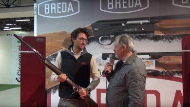 Breda Fucili a Caccia & Country 2017 - Il semiautomatico Titano calibro 20