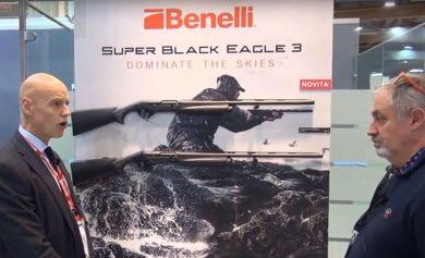 HIT SHOW 2018 BENELLI SUPER BLACK EAGLE 3