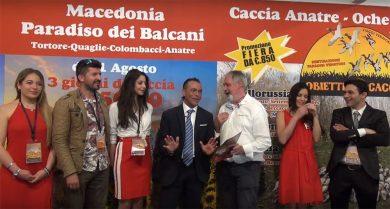 Obiettivo Caccia - Caccia Village 2018