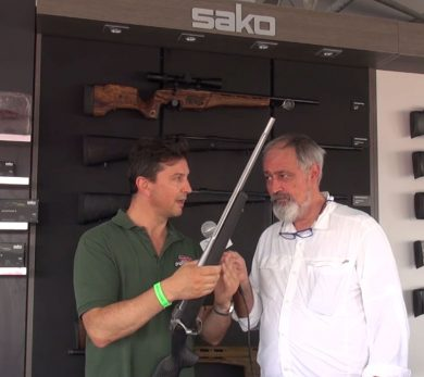 Game Fair 2018 - Sako - Carbonlight