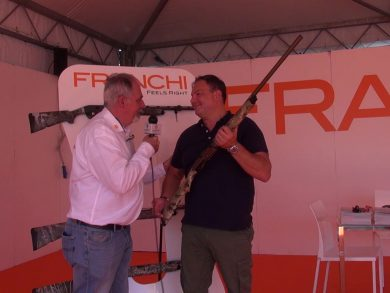 Franchi - Game Fair 2019 - Affinity 3 Elite Bronze