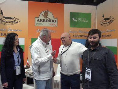 Arborio - Favia Viaggi - Hunting Flyfishing - Hit Show Vicenza 2020