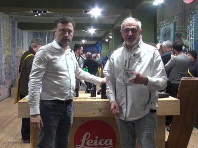 Leica Italia - Geovid 3200.com HD - Hit Show Vicenza 2020