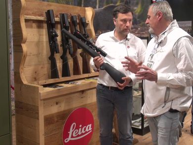 Leica Italia - PRS 5 30x56i - Hit Show Vicenza 2020