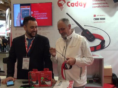 Benelli - Caddy - Hit Show Vicenza 2020
